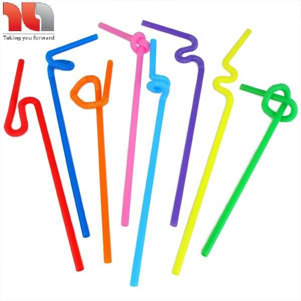 Artistic Drinking Straws