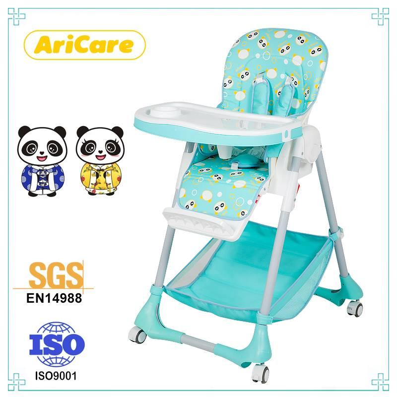 2016 New Design Baby High Chair