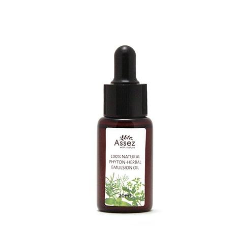 Assez 100% Natural Phyton-Herbal Emulsion Oil