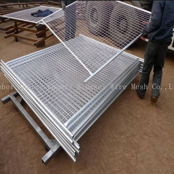 3.4mmx150X50mm Temporary Fence, Temp Fence