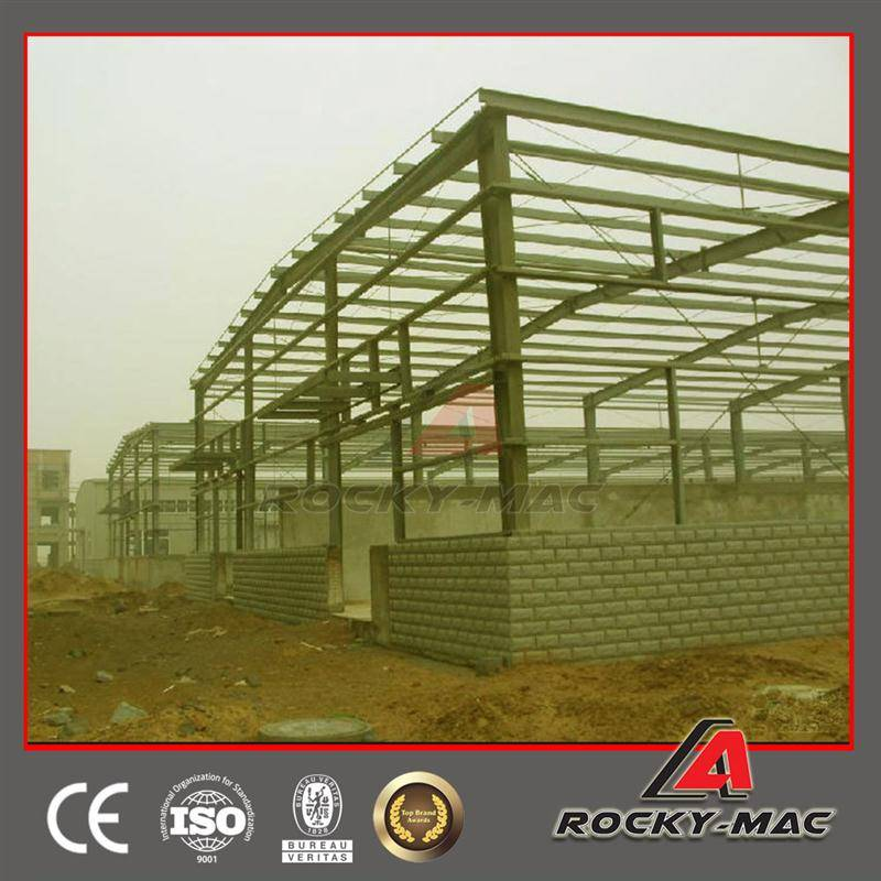 Rockymac Large  Span Steel Structure