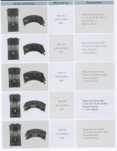 brake pad,brake disc,brake shoe,brake lining