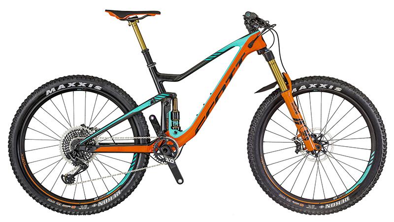 2018 Scott Genius 700 Tuned Mountain Bike