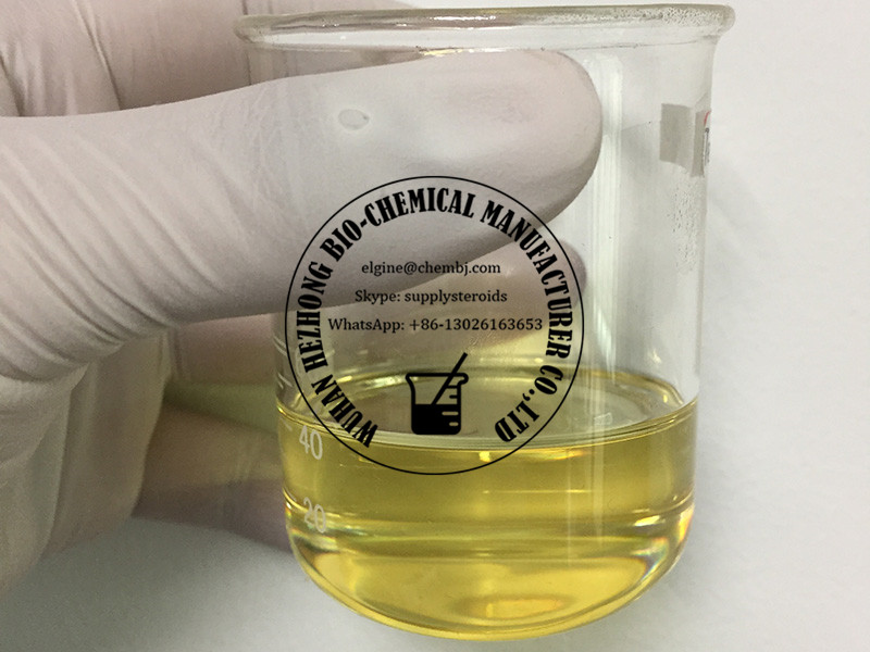 Trenbolone Hexahydrobenzyl Carbonate 25mg/ml Oil Base Depot Steroids Injection CAS 23454-33-3
