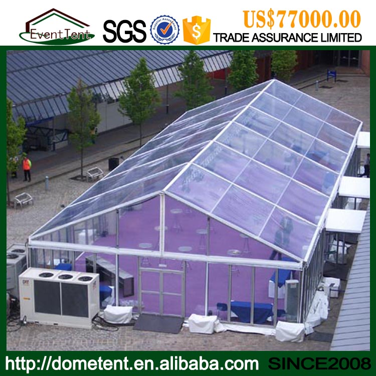 Hot Sale 20x30 Transparent Marquee Party Wedding Tent For Outdoor Events