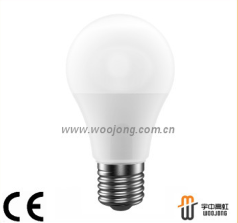 CE Listed LED Bulb 7W 220-240V 600lm Non-Dimmable