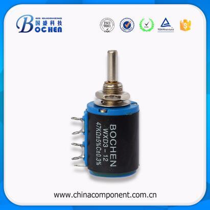BOCHEN WXD3-12 100~47k ohm 1k precision wirewound potentiometer