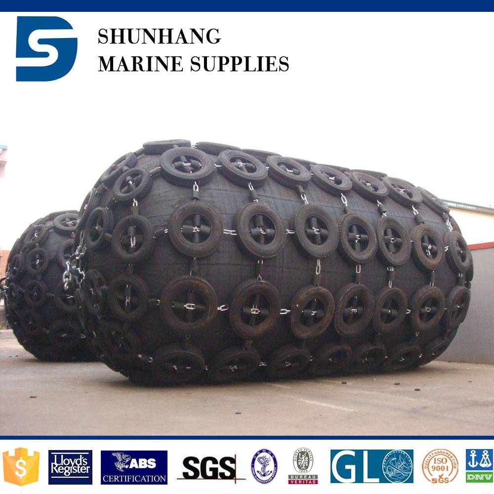 Rubber Pneumatic Yokohama Marine Fender Made in China