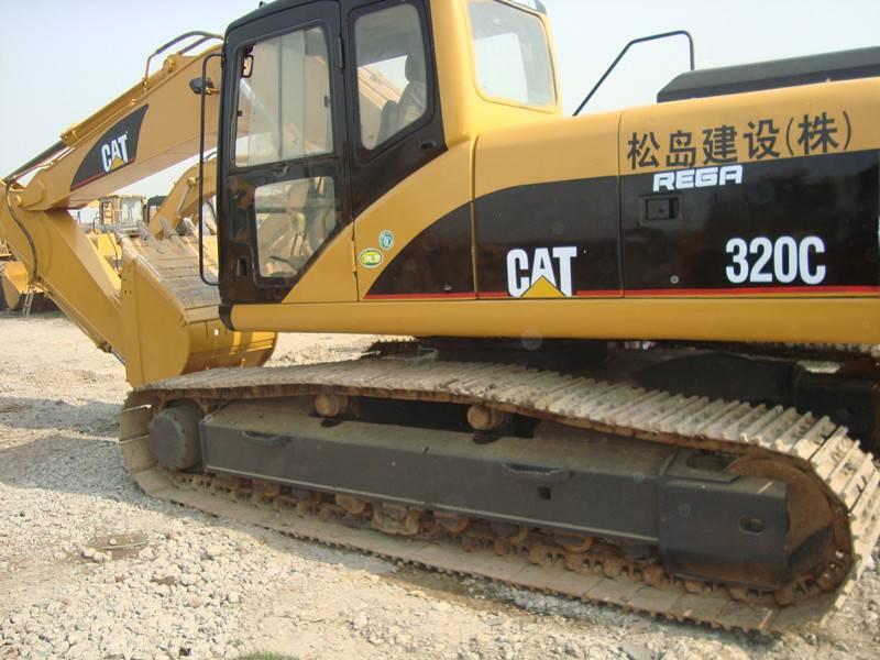 Sell used caterpillar excavator 320C