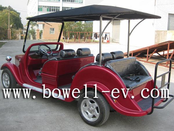 electric classic car