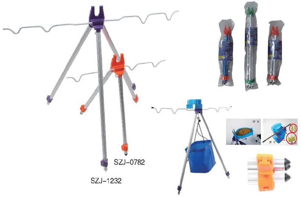 Rod Pod Fishing Rod Holder Tackle