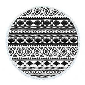 RS22 Simple round towel