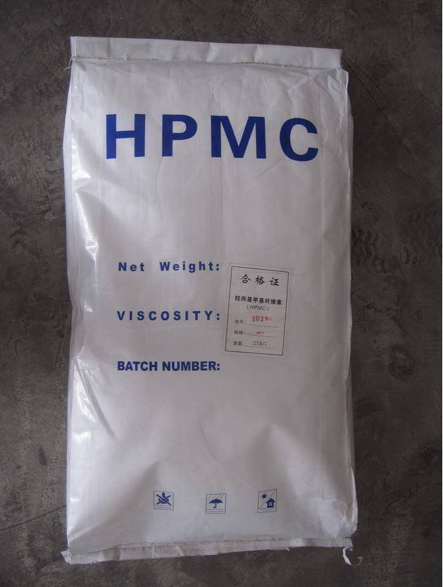 HPMC cellulose ether cement-based mortar