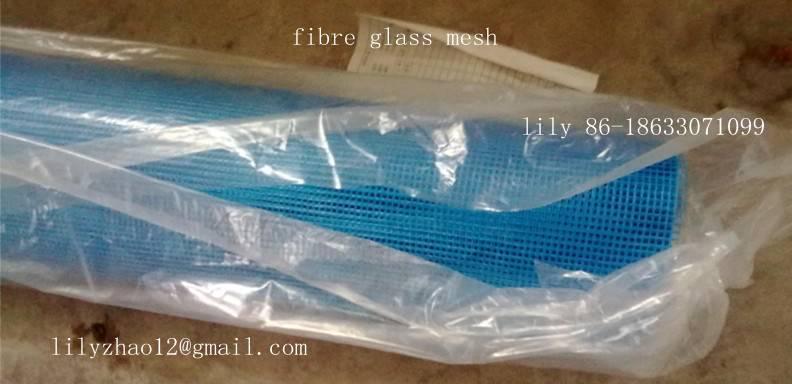 Alkali resistant fibreglass mesh for external wall insulation