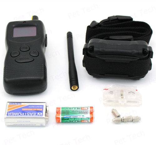 Multi Remote Control Dog Training Collar (P-900)