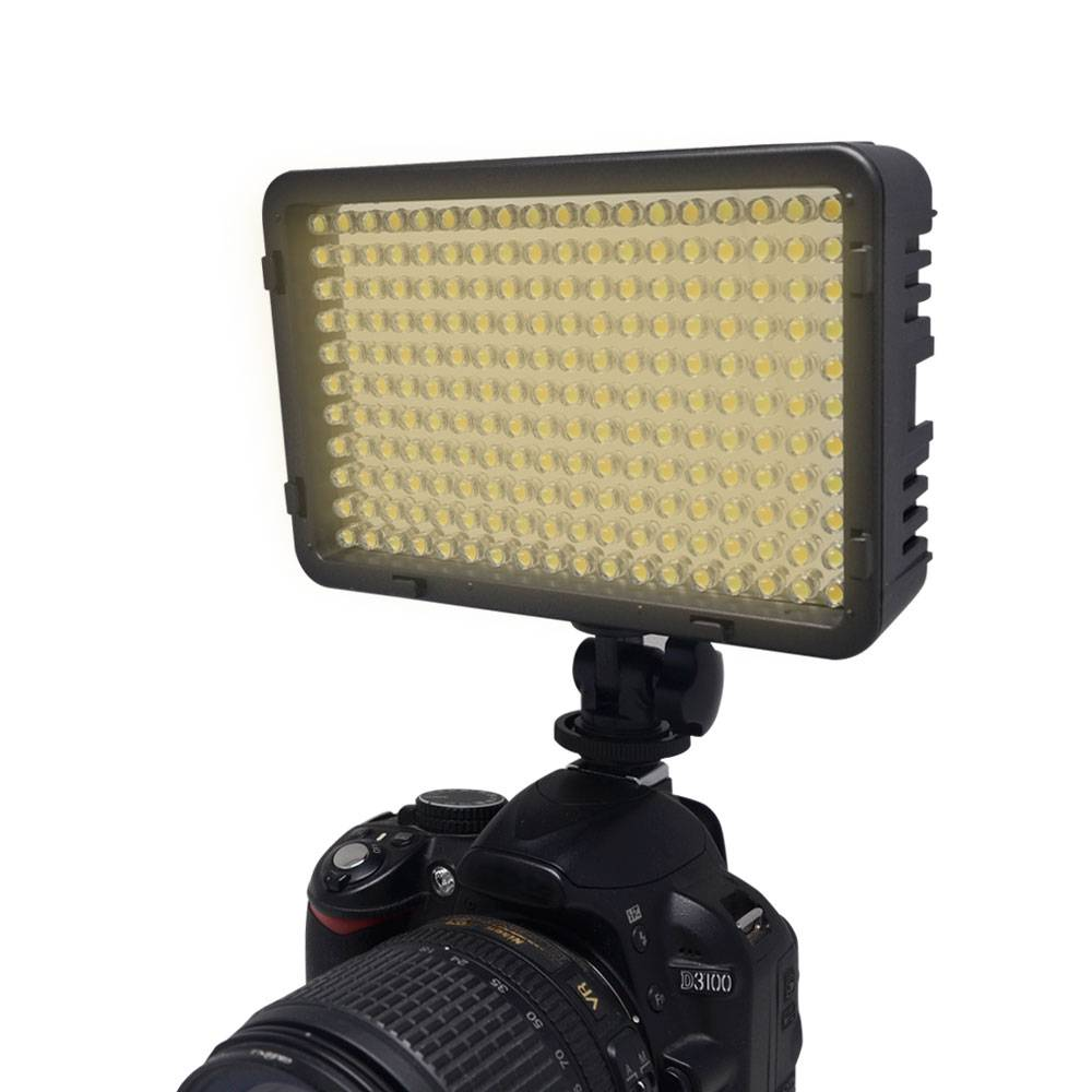 Mcoplus video shooting LED light
