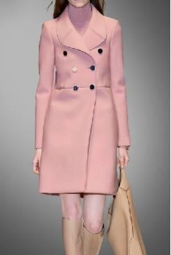 Wool Coat M2959D