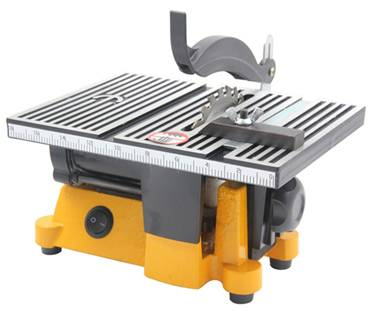 "TOLHIT 100mm/4"" Multipurpose Mini Table Saw/Mini Bench Saw/hobby power tools"