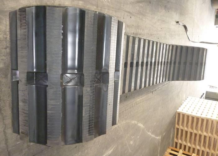 Ihi IC100 /Morooka Mst2300 Dumper Rubber Track (750*150*66)