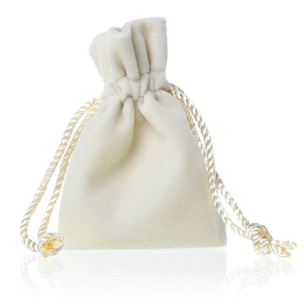 Popular gifts and jewelry packaging velvet bag