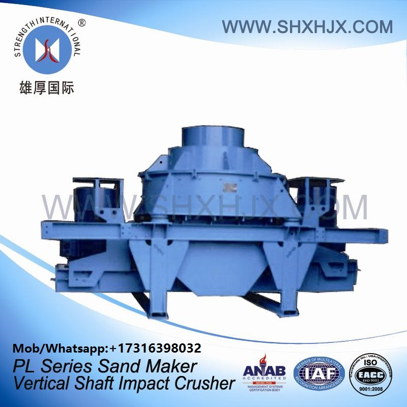 Sand Making & Shaping Mining Machine Ore Vertical Shaft Impact Crusher