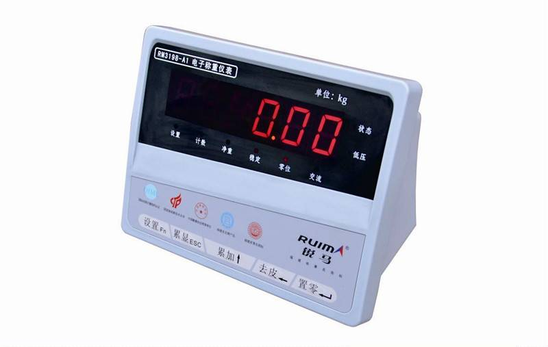 RM3198-A1 weighing indicator