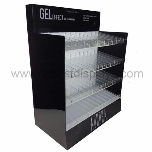 acrylic nail polish rack