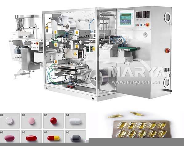 Pharmaceutical Blister packing Machine