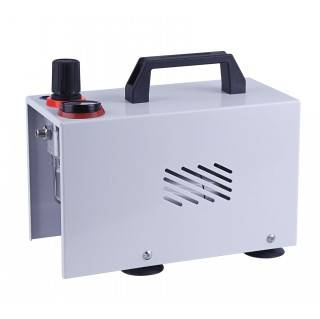 Airbrush compressor with cover AS18B