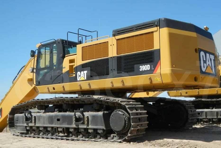 new unused 2011 CAT excavator 390DL CABIN