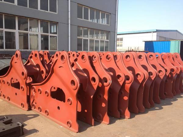 Korea hydraulic rock breaker  hammer diameter 165mm
