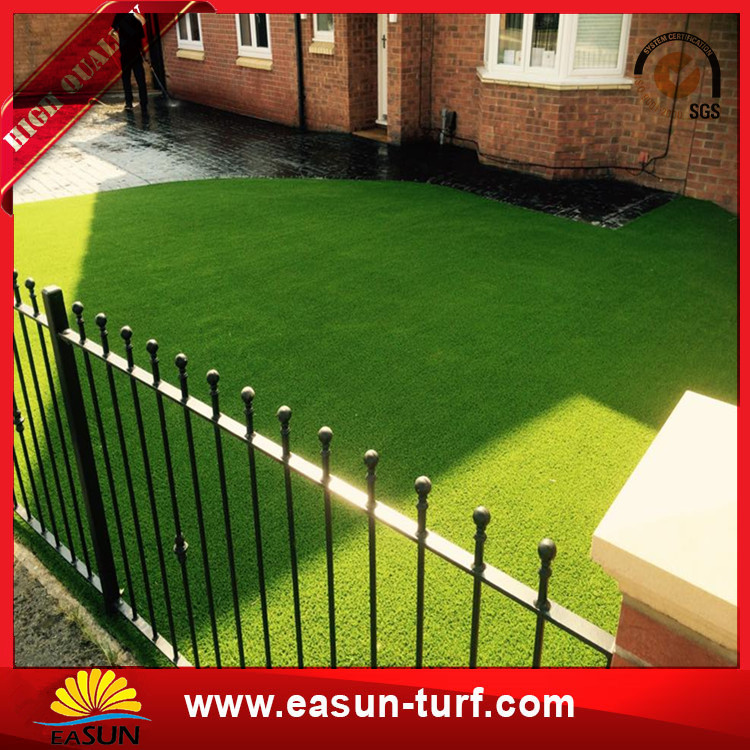 Artificial turf landscaping grass garden synthetic grass-Donut
