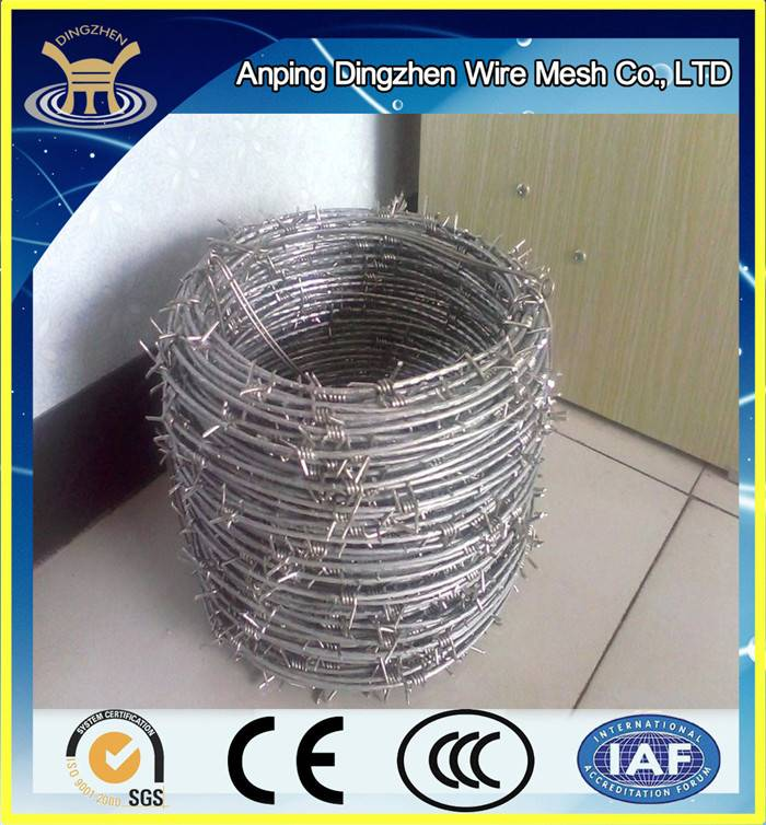 China Best Selling Barbed Wire For Sale / High Quality Barbed Wire Price