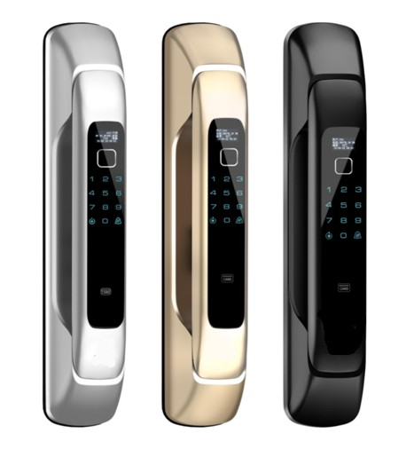 Fully automatic smart lock Door Lock Security