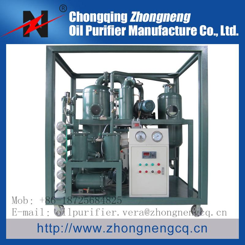 Series ZYD-I Multifunction Vacuum Ultra-High Voltage Transformer Oil Filtering Device