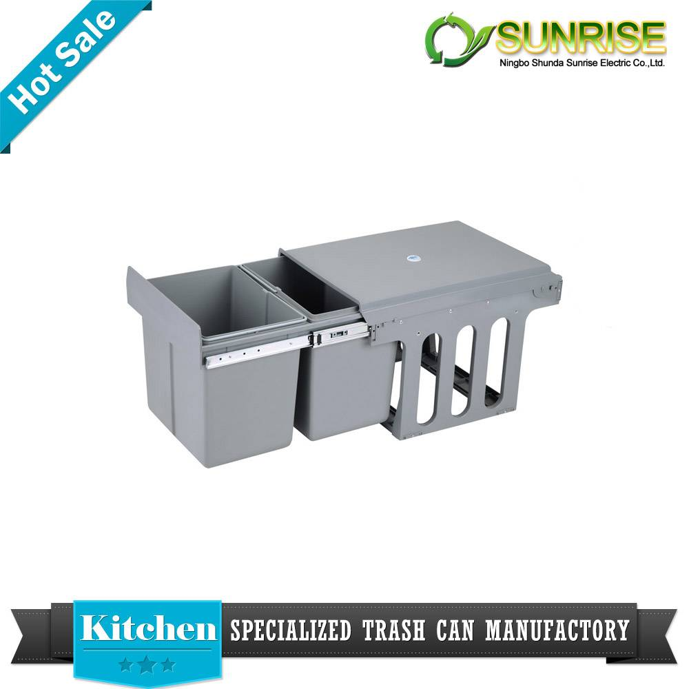 Kitchen Plastic Dustbin