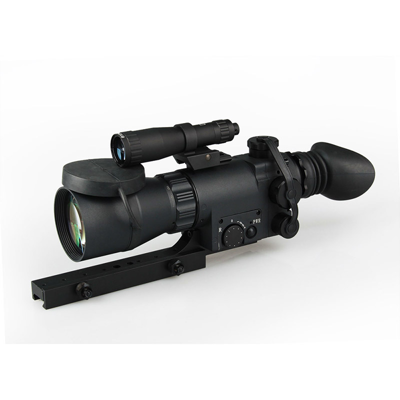 wholesale 4X russian military monocular hunting weapon sight infrared night vision scope