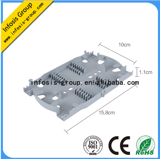 12 cores,splice cassette optical fiber splice tray, splice box