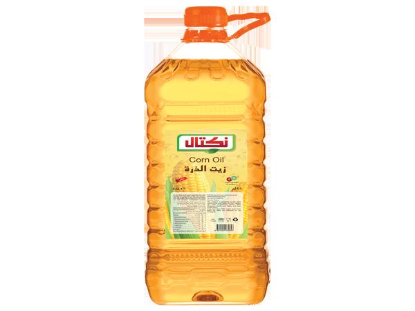 Naktal Corn Oil 4LT. Pet Bottle