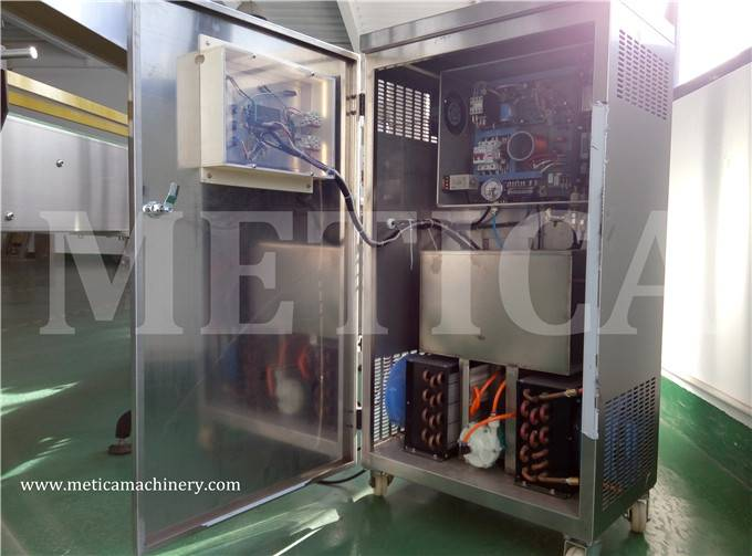 Automatic Aluminium Foil Sealing Machine for Packaging