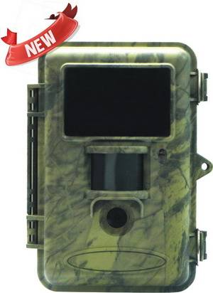 8MP infrared Invisible remote Guard Camera long range up to 73ft