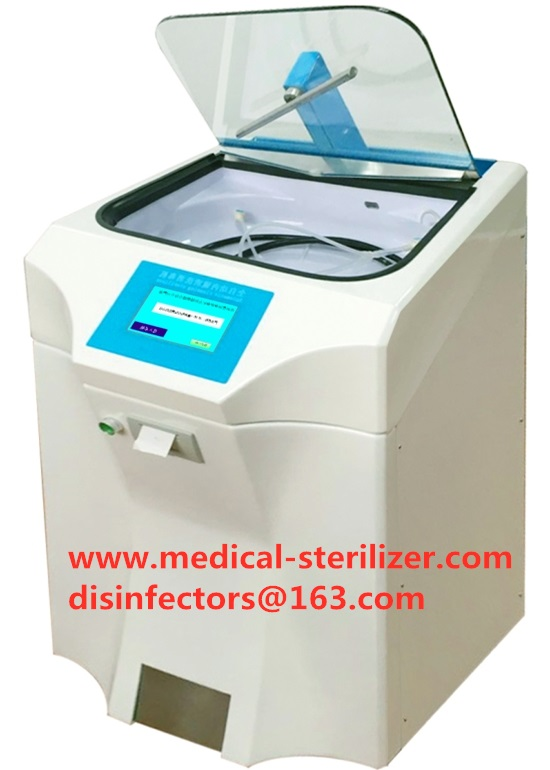 Overall Solution Automatic Flexible Endoscope Washer disinfector Machine for Infection Control