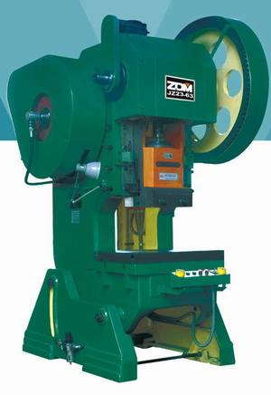 Series JZ23 High Performance Open Back Inclinable Forging pressing punching mechanical press puncher