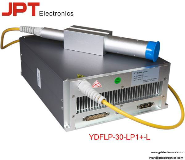JPT moba fiber laser LP series 30w 1.2mj high pulse energy
