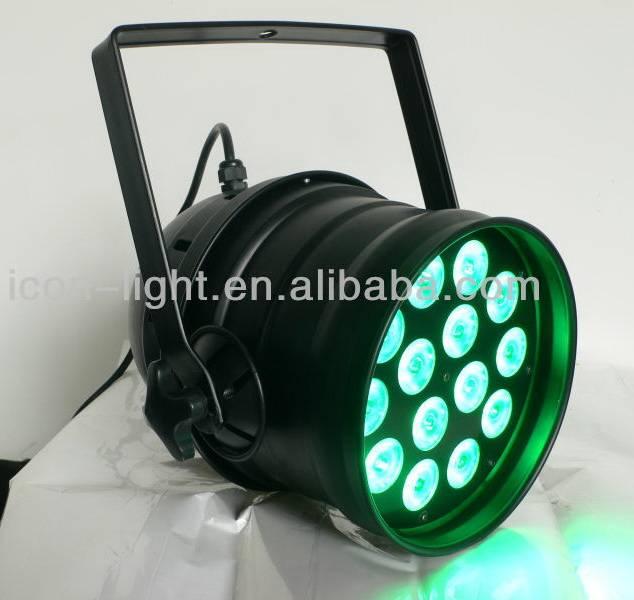 4in1 quad-color led par can light par64