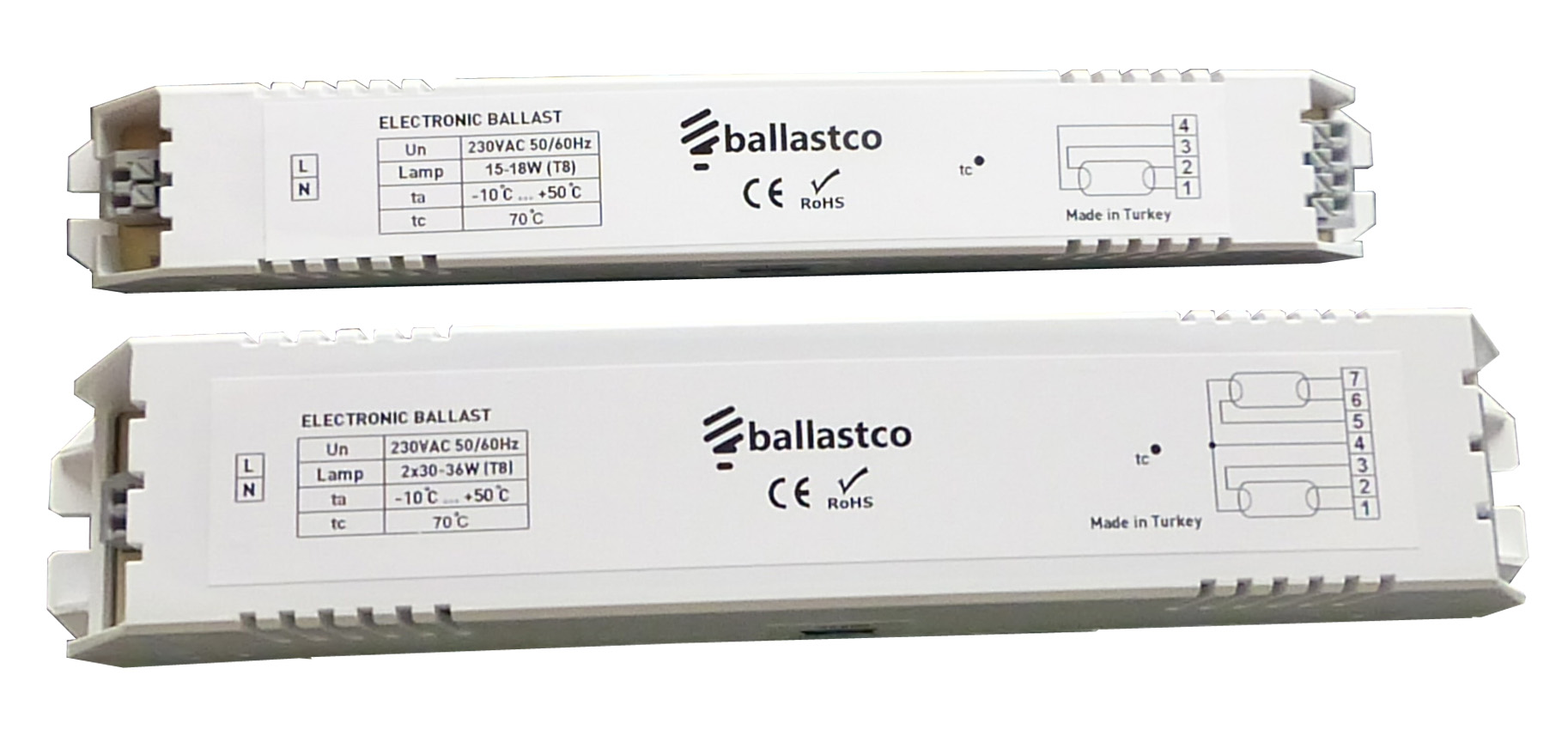 Electronic Fluorescent Ballast