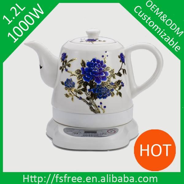 Hot sale kettle electric ceramic kettle wholesale ceramic kettle
