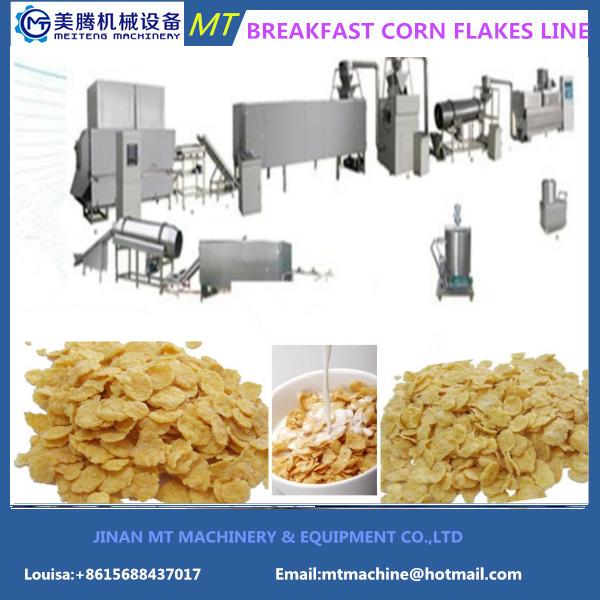 New Popular Small Corn Flakes Making Machine