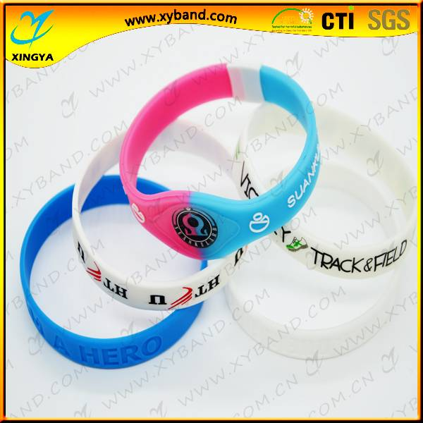Cheap Custom Silicon Wristband For Event