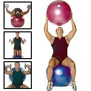 fitness ball 65cm for yoga exercise